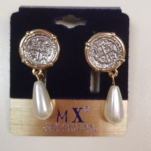 MX Signature Collection St. Benedict earrings